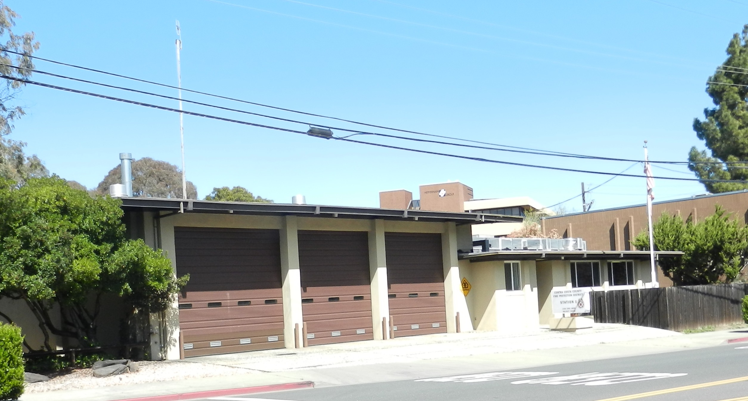 History of Contra Costa County Fire Districts